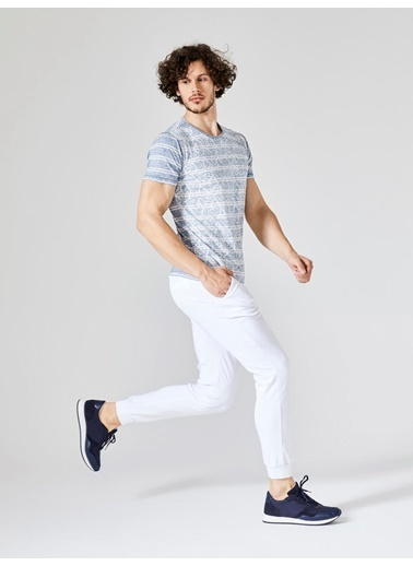 Xint Eşofman Altı Beyaz